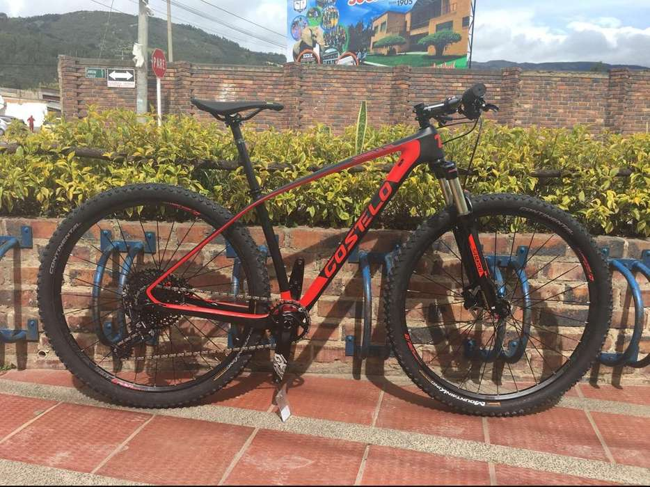 Bicicleta Todo Terrerno
