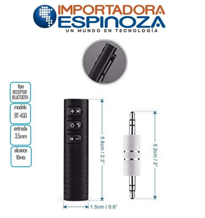 Receptor Usb Bluetooth Automóvil Auricular Equipo Sonido