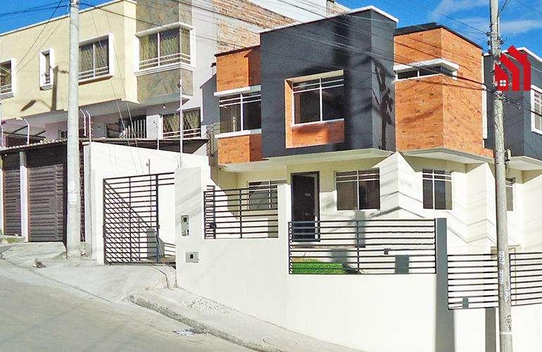 """P1193 Hermosa Casa a la Venta por Estrenar Sector """"Los Cerezos"""