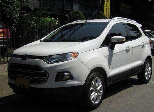 Ford Ecosport 2015 - 66000 km