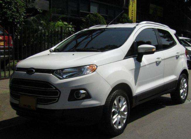 <strong>ford</strong> Ecosport 2015 - 66000 km