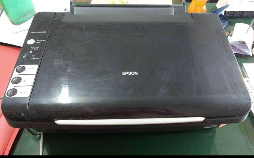 Impresora Epson CX5600