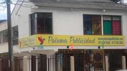 CARPAS*CAMBIO DE LONAS*PARASOLES*SOMBRILLAS*PALOMA PUBLICIDAD