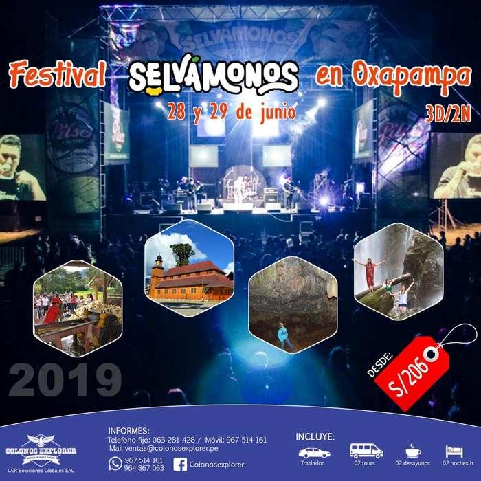 Festival Selvámonos Oxapampa / 967514161