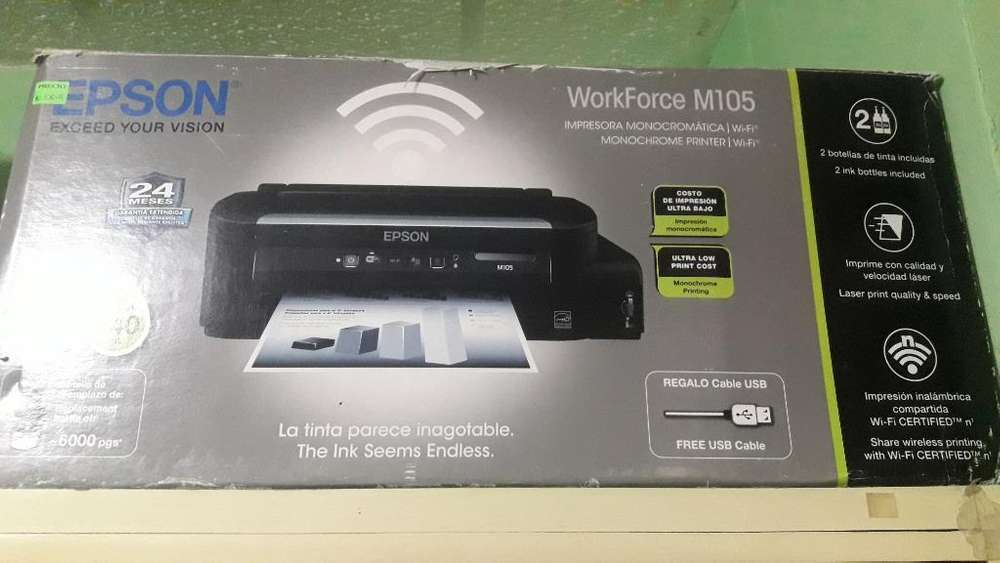 Impresora Multifuncional Epson L 365