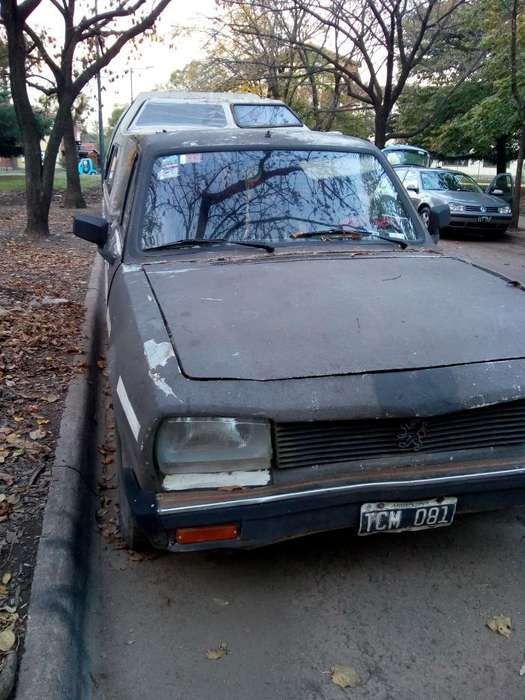 <strong>peugeot</strong> 504 1987 - 111111111 km