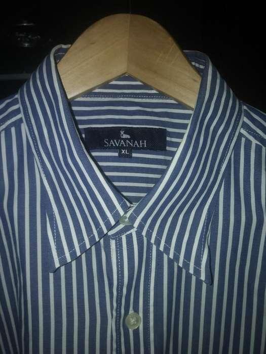 Camisa Savanah Talla Xl