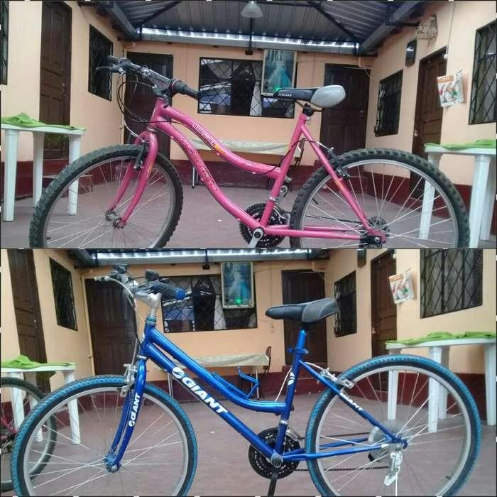 Se Vende Bicicletas en Buen Estado