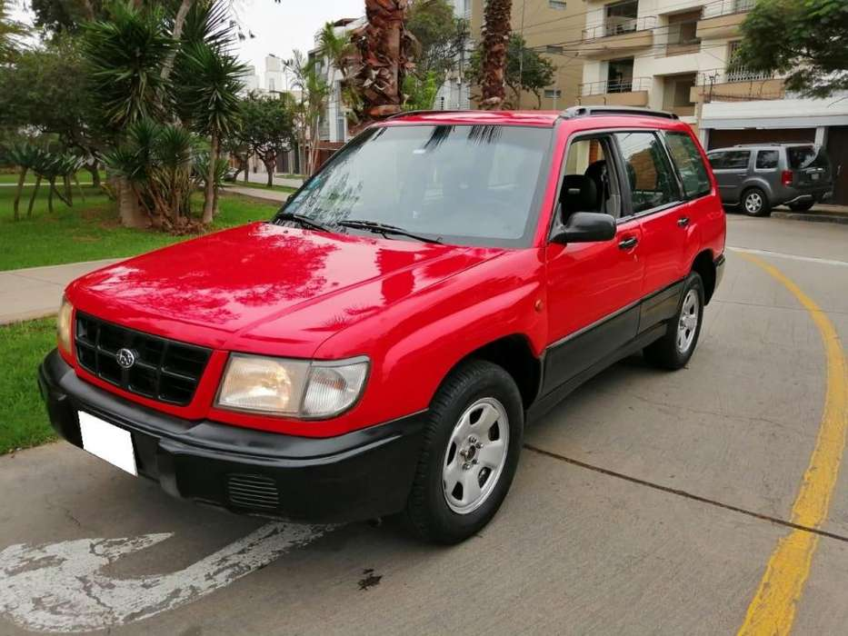 <strong>subaru</strong> Forester 1998 - 161000 km
