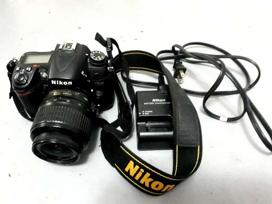 Nikon D7000 con lente angular 1855 y accesorios