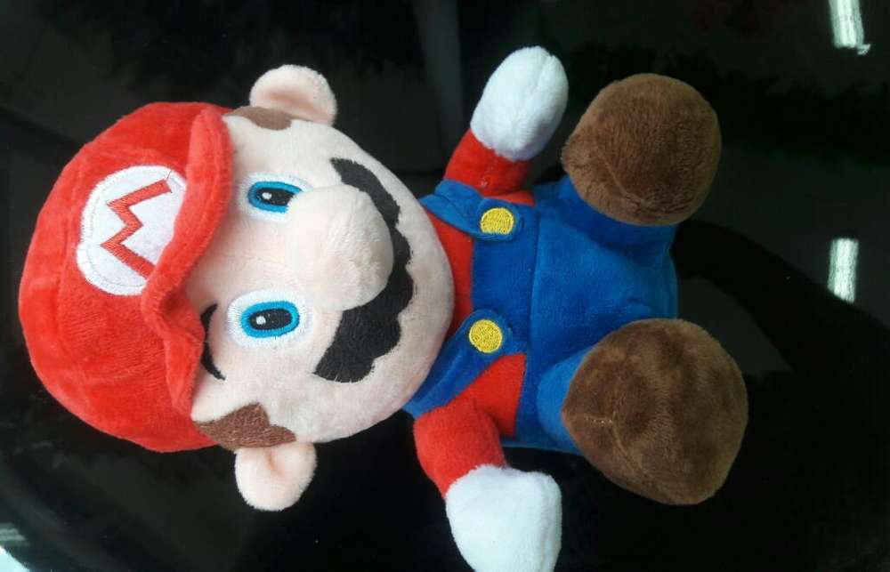 Peluches Mario Bross Y Luigi Musicales