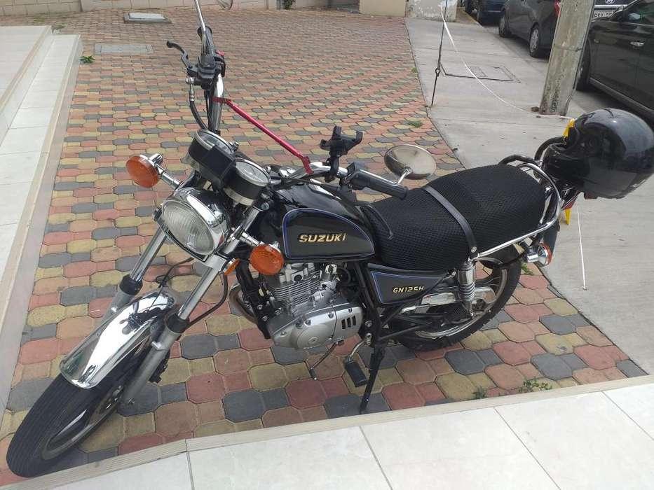 Suzuki gn125 h en Venta