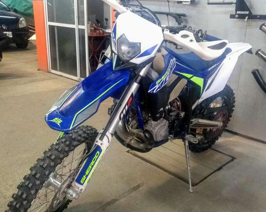 <strong>moto</strong> ENDURO SHERCO SE-R 300cc. 2T