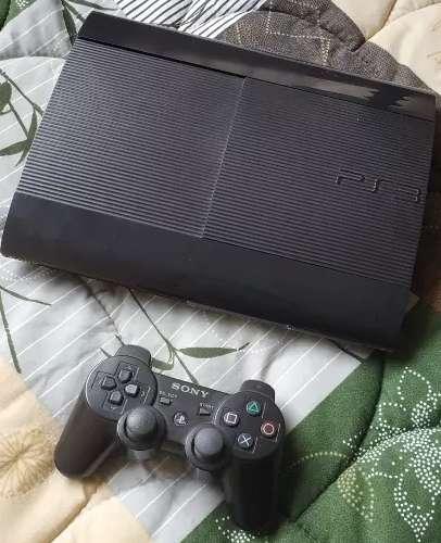VENDO PS3 500 GB CON 32 JUEGOS