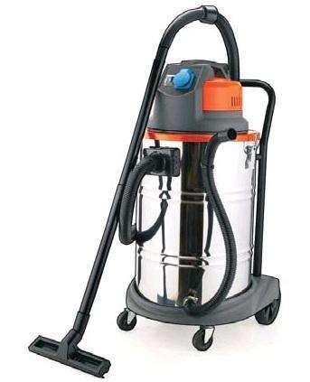 Aspiradora 60 lts 1400 W industrial