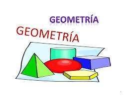 CLASES DE GEOMETRIA