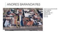 Andres Baranda   1700 - UD 155.000 - Terreno en Venta