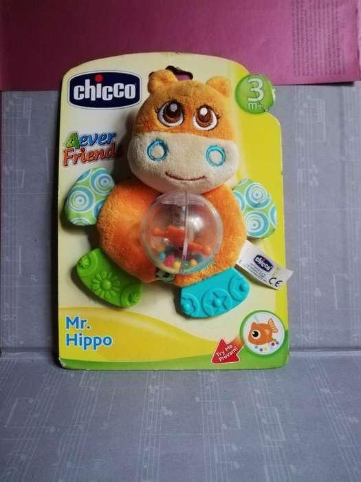Set Primeras Actividades Hippo Chicco