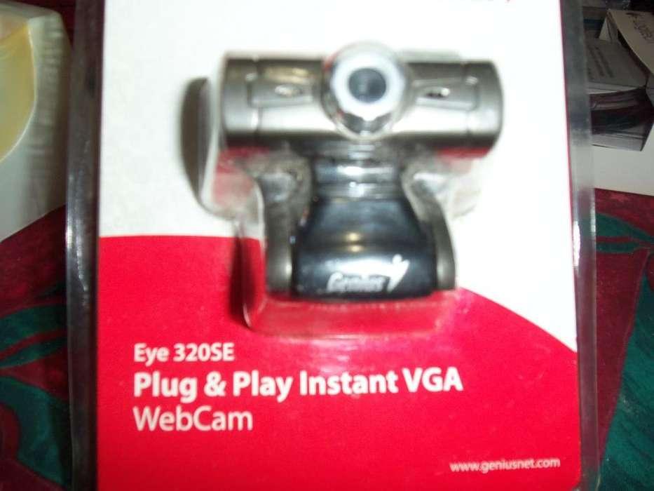 Webcam Vga Eye 320 Genius