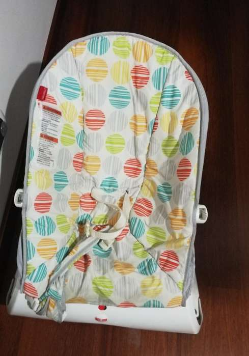 Silla Fisher Price hasta 11.5kg Barata