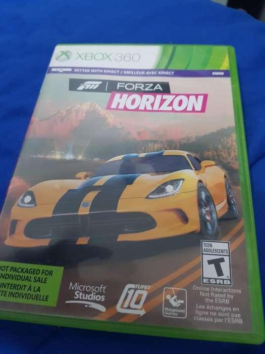 Videojuego Forza Horizon Xbox360original