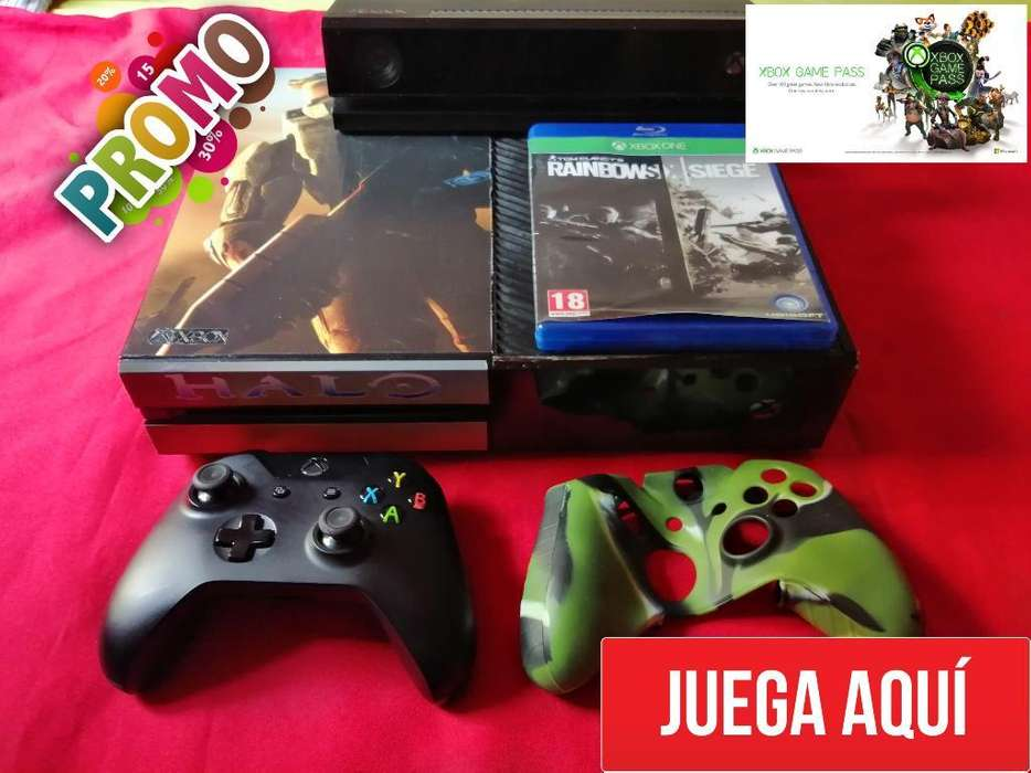 Xbox One Fat de 1tb Y 500gb