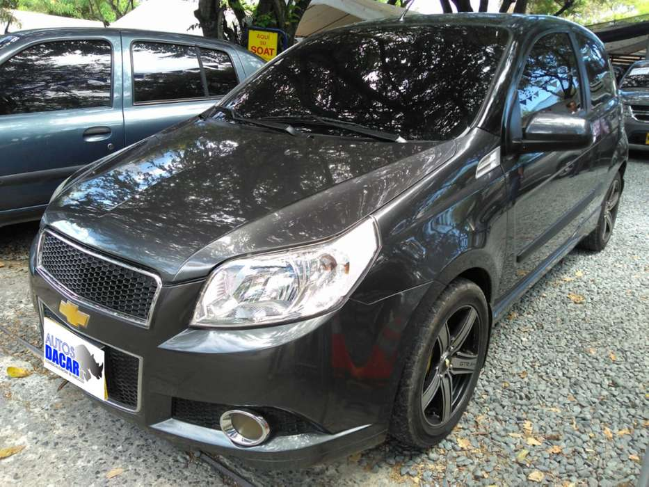 Chevrolet Aveo Emotion 2012 - 89913 km