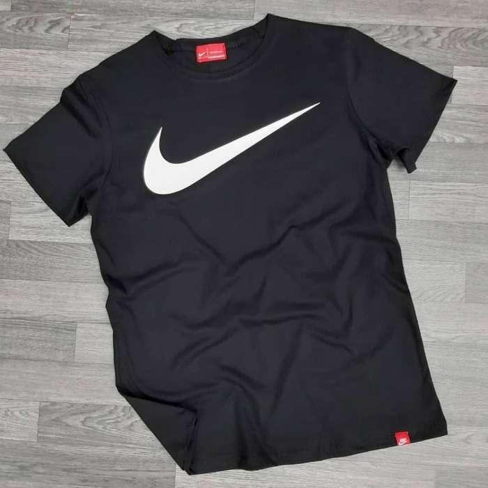 Camisetas Tela Fría Nike