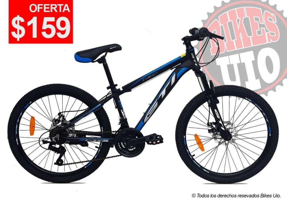 BICICLETA GTI 24 SNAP ALUMINIO 2020
