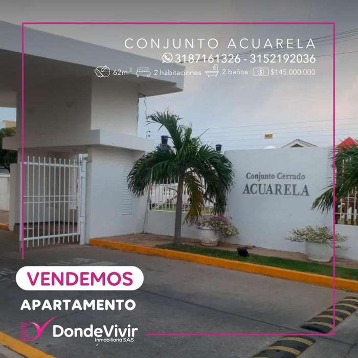 <strong>apartamento</strong> en Venta. Conj. Acuarela