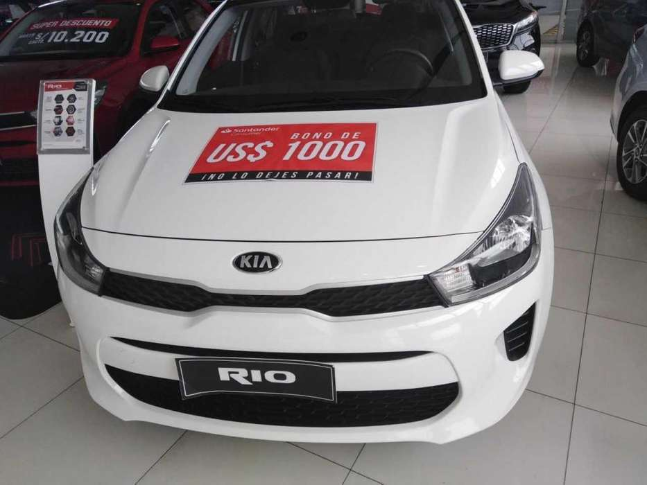 Kia Rio Sedan 2019 - 0 km