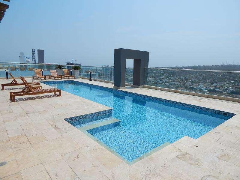 Cod. ABARE79691 Apartamento En Arriendo/venta En Cartagena El Cabrero