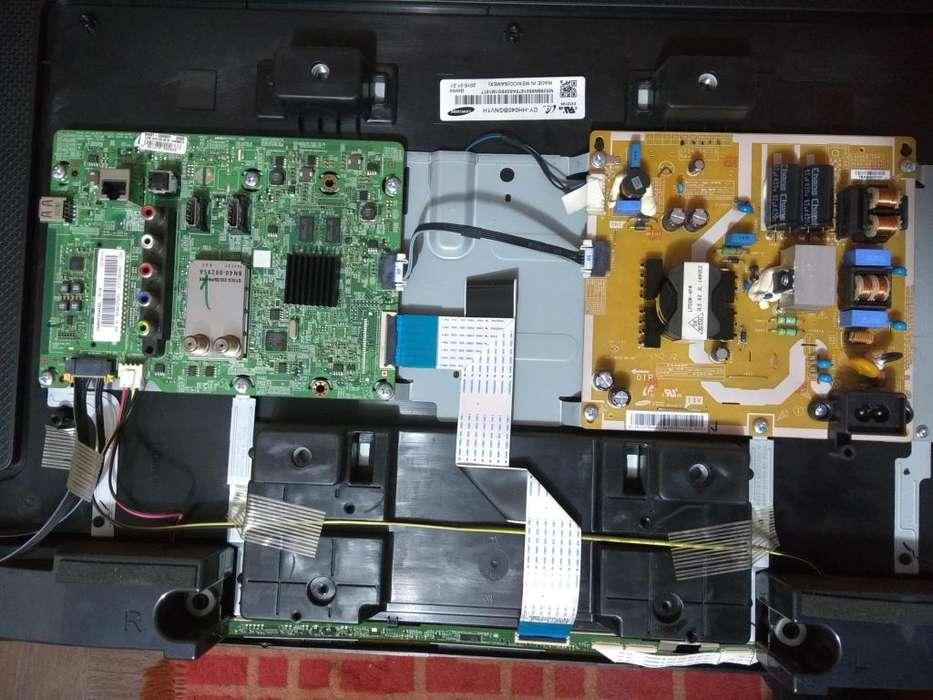 Tarjeta Main O Fuente Tv Samsung Un40h5103ak