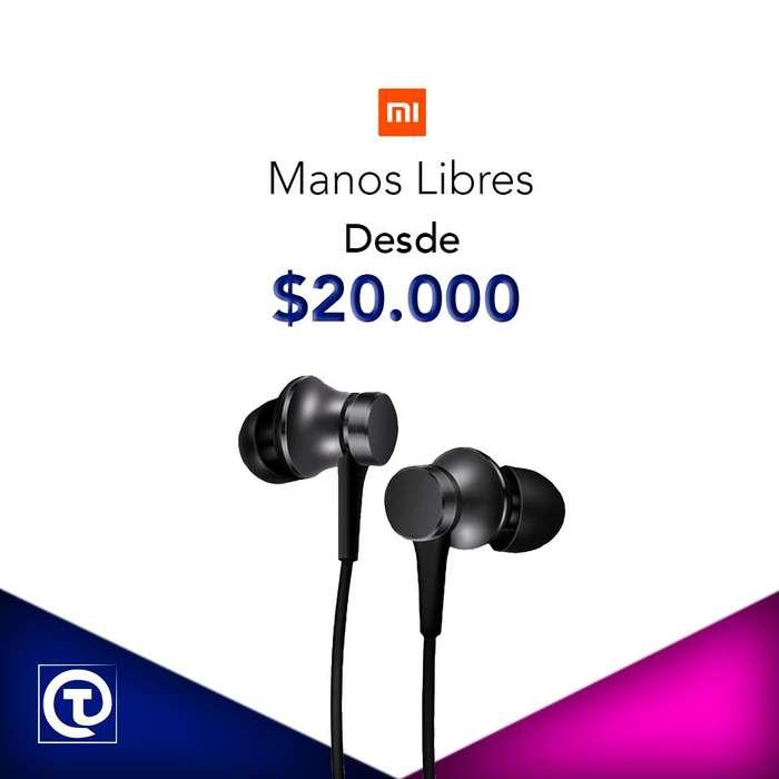 Audifonos Manos Libres Xiaomi desde 20.000, Factura, garantia, Sellados, TIENDA FISICA. Airdots, bluetooth.