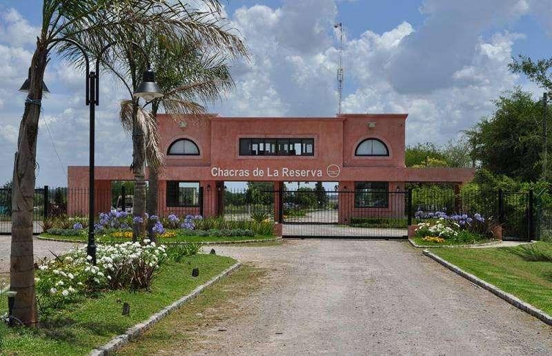 OPORTUNIDAD LOTE EN CHACRAS DE LA RESERVA - 2095 M2
