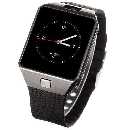 QW09 Smartwatch Con Wifi Bluetooth Cámara