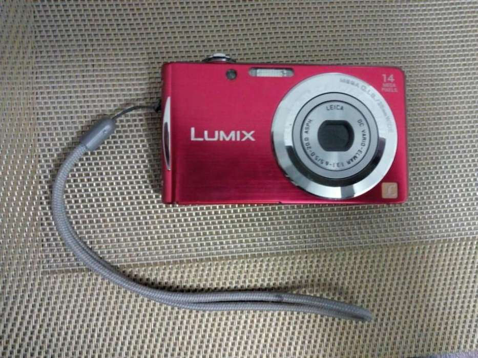 Camara Panasonic Lumix 14 Mp