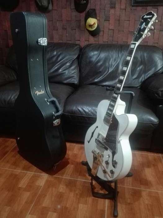 Vendo Hermosa Guitarra Ibanez Nueva