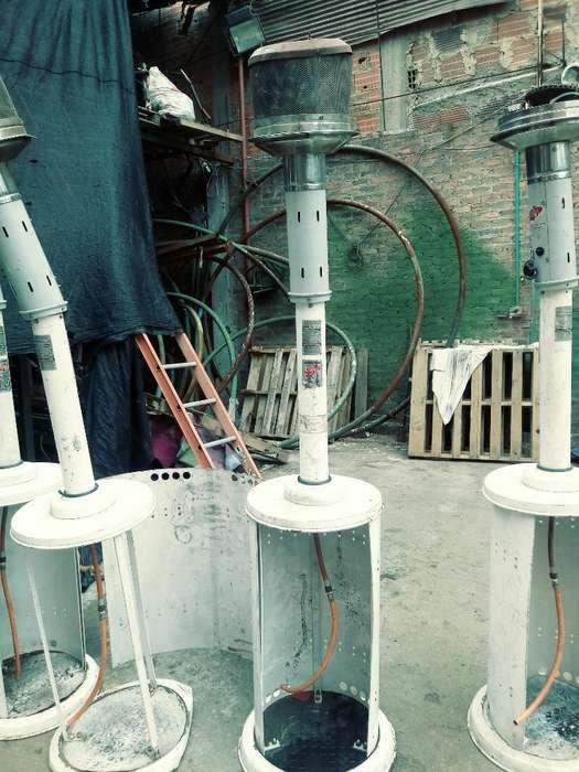 Calefactores O Calentadores a Gas