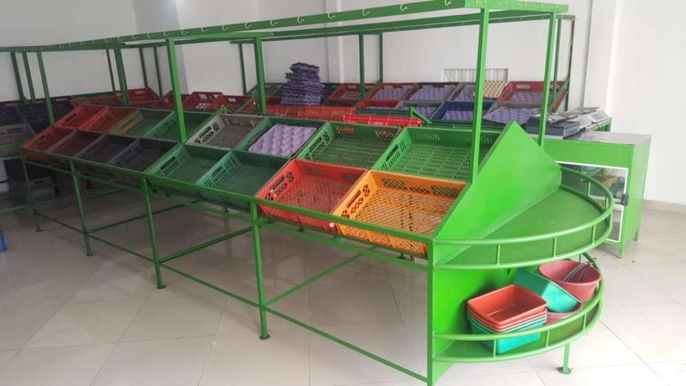 Mobiliario E Instanteria para Fruver