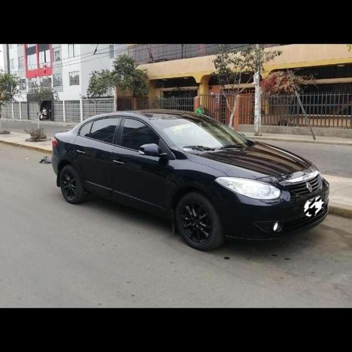 Renault Fluence 2012 - 87600 km