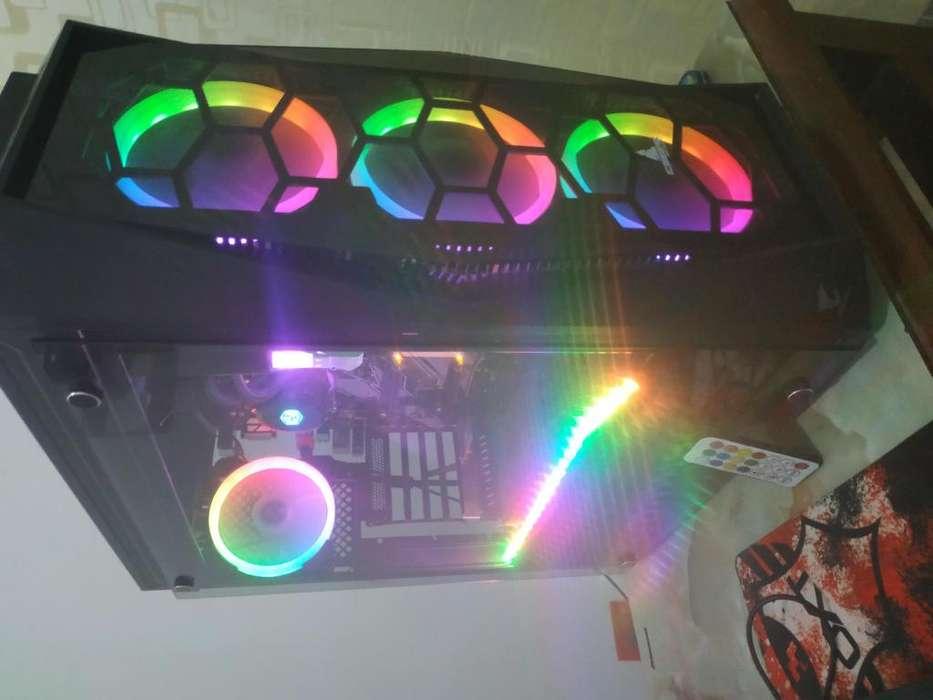 Pc Gamer Nuevo i5 9600k 16gb Ram Ddr4 3200 Rgb
