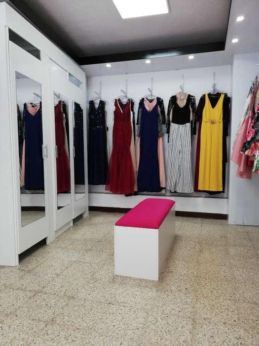 Se Vende Local de Alquiler de Vestidos