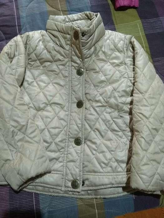 Campera <strong>abrigo</strong> Mimo Talle 8 con Polar