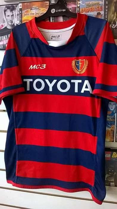 camiseta La tablada rugby 2012 L