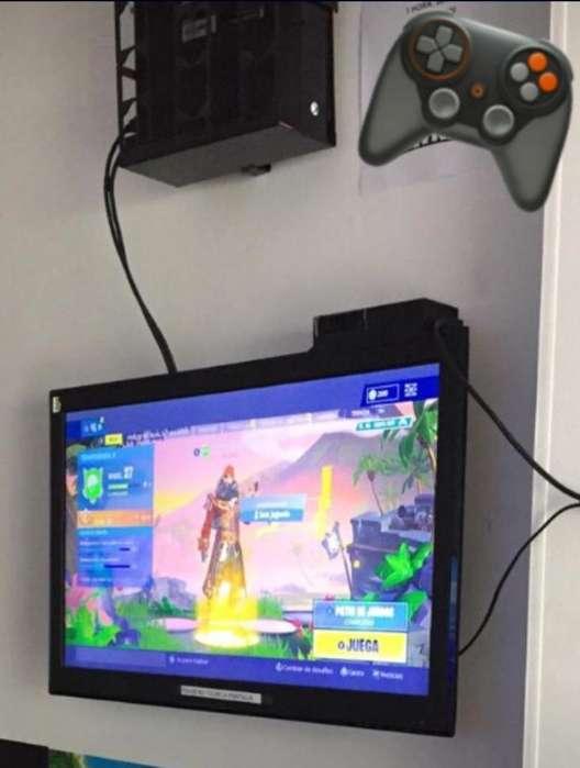 Ganga Combo Xbox One Más Televisor