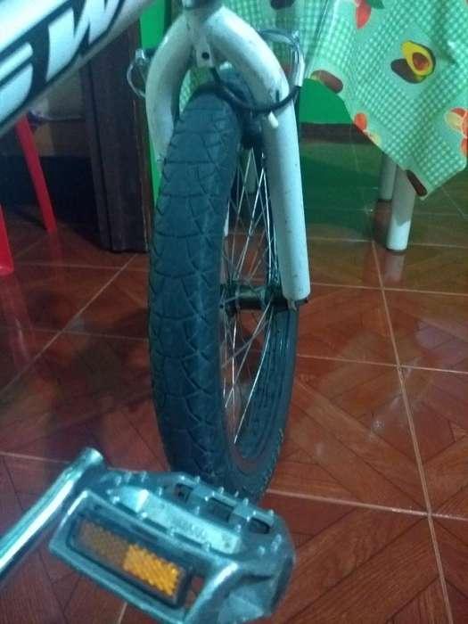 Bicicleta Gw Color Blanca
