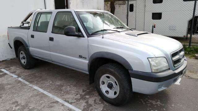 <strong>chevrolet</strong> S-10 2008 - 129000 km
