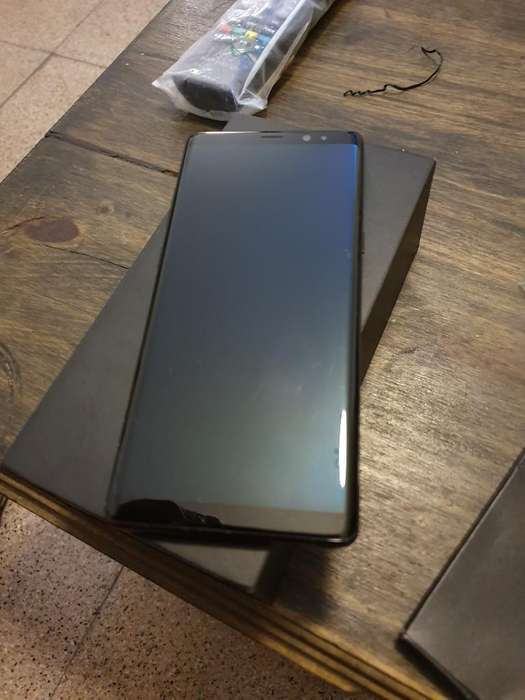 Vendo Samsung Galaxy Note 8 Libre