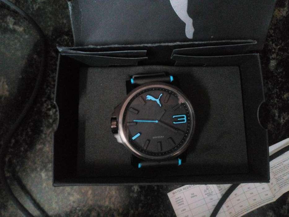 Vendo Reloj Puma Motorsport Nuevo